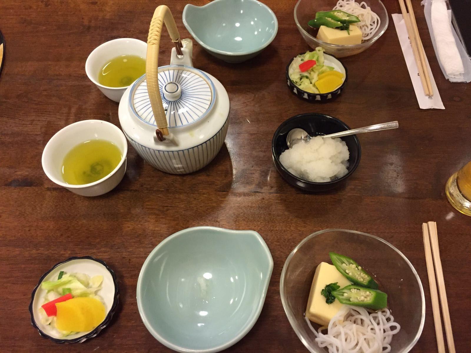 Dîner au Daikokuya