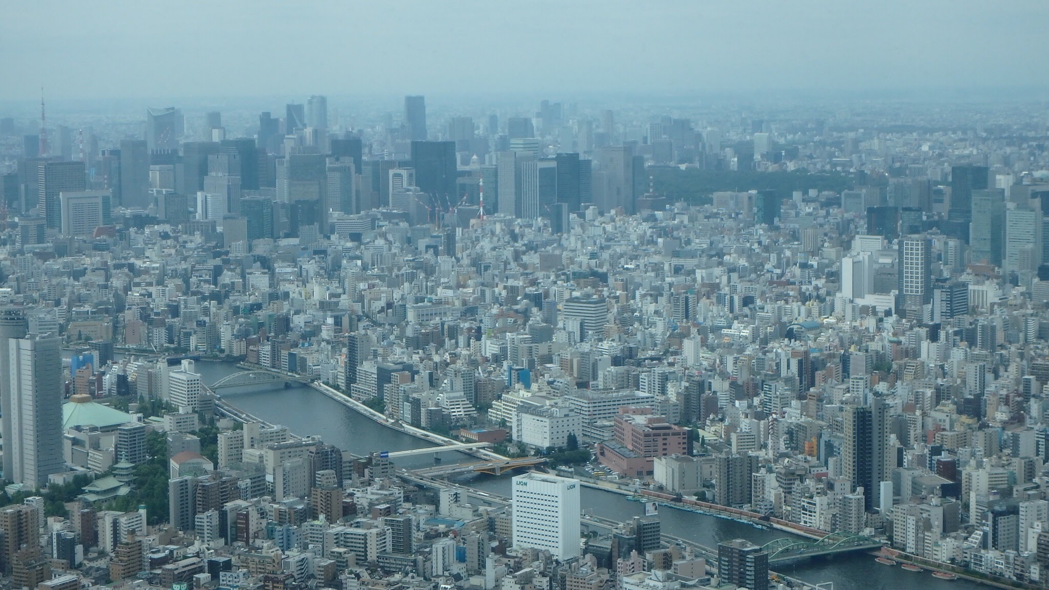 Tokyo overview