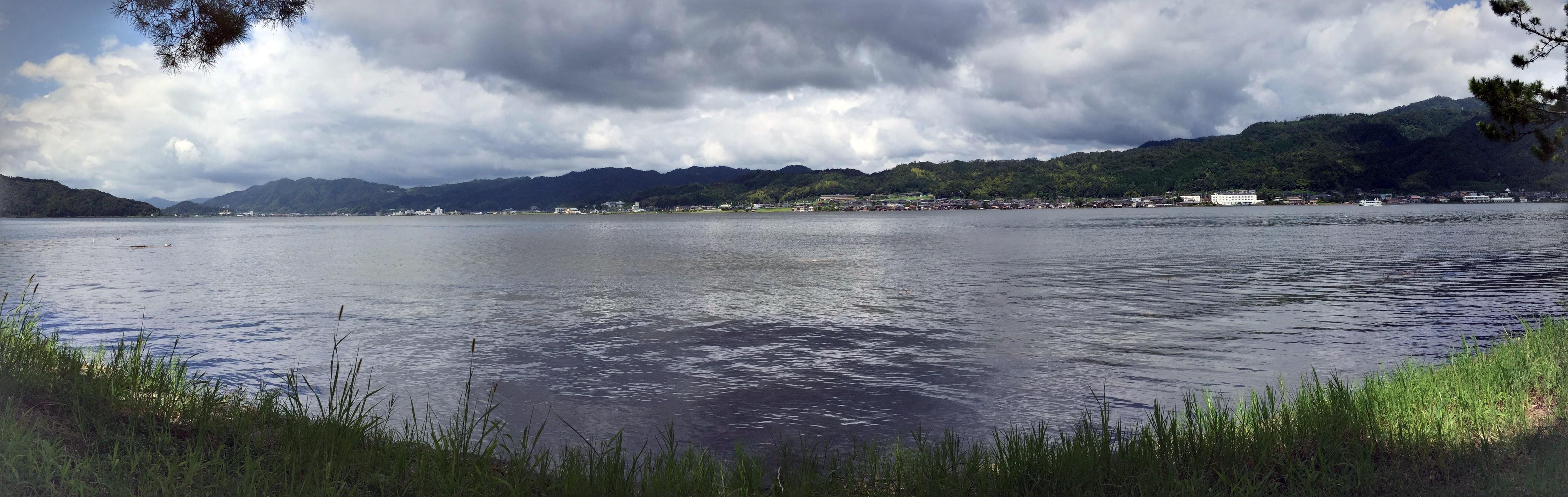 Amanohashidate panorama