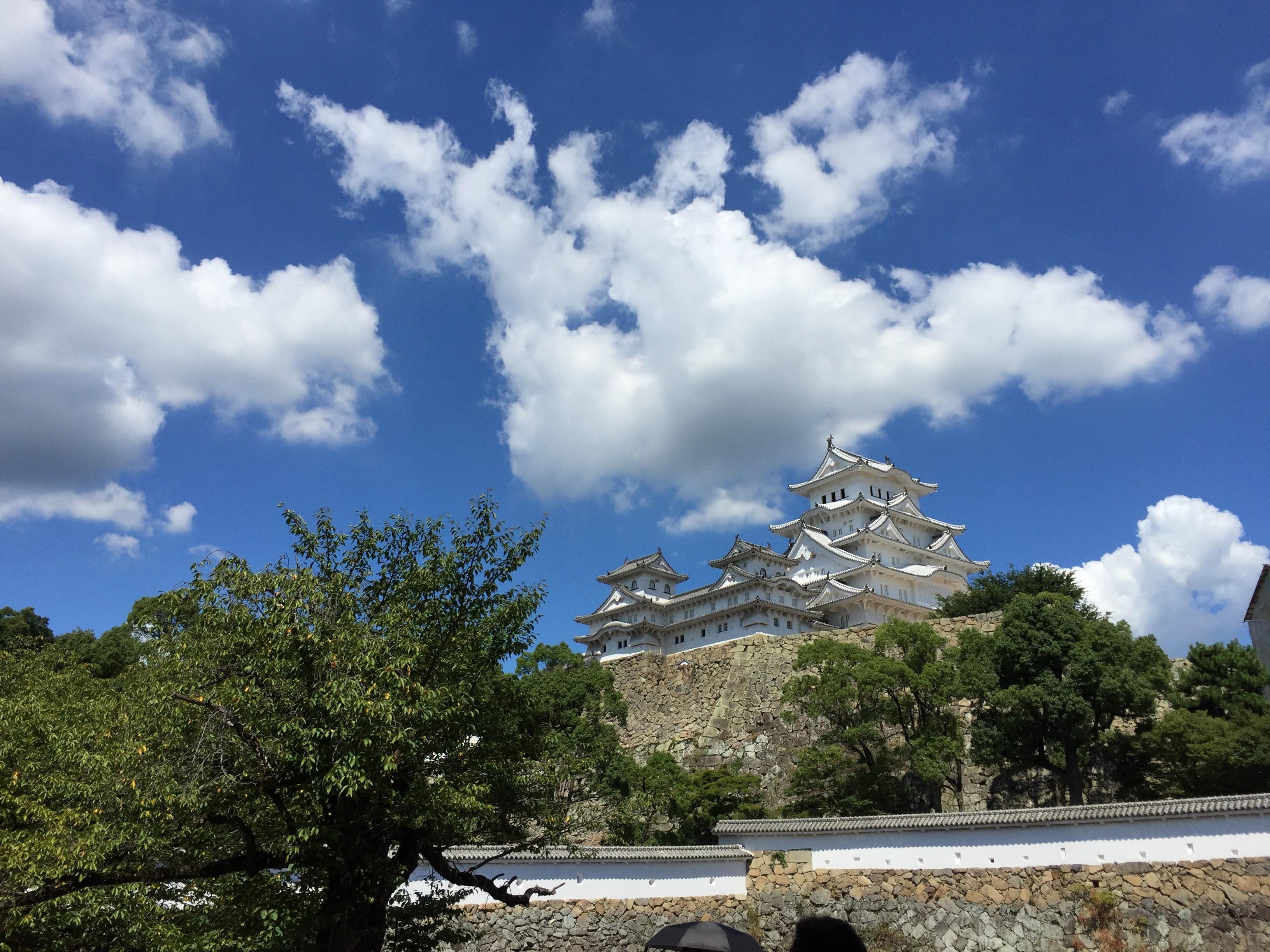 Himeji's castle
