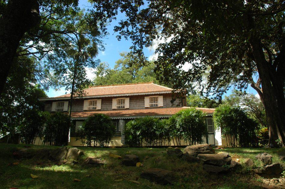 Habitation L'Acajou, rhumerie Clément
