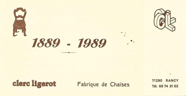 Les CLERC, une dynastie de chaisiers bressans – Maillet.TV