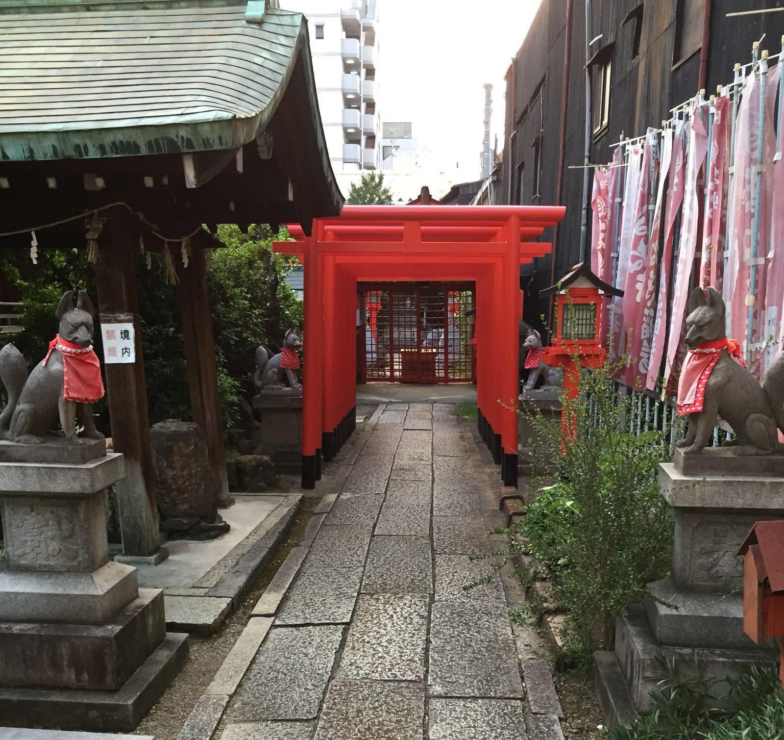 Neighbourood temple