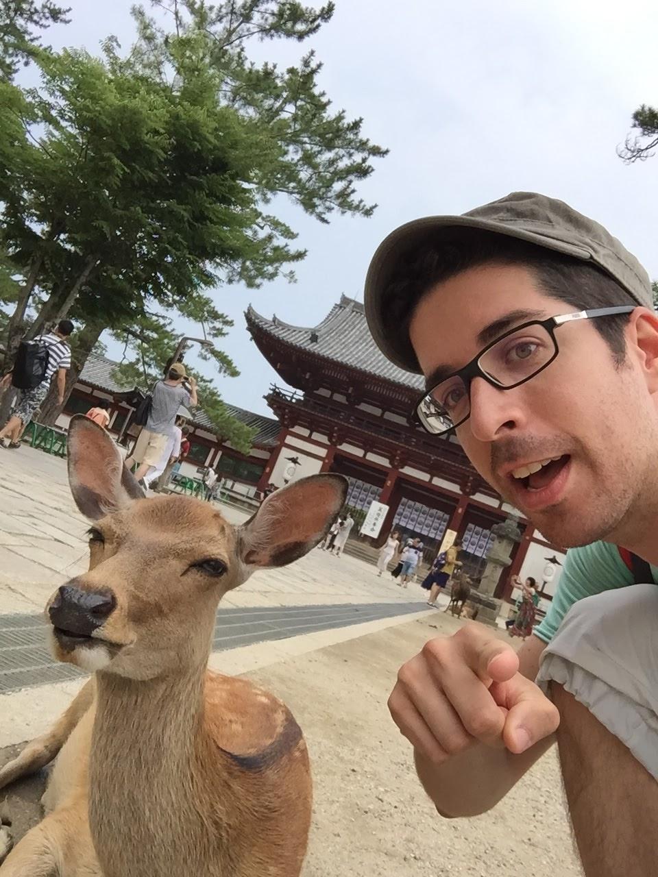 Nara's friend
