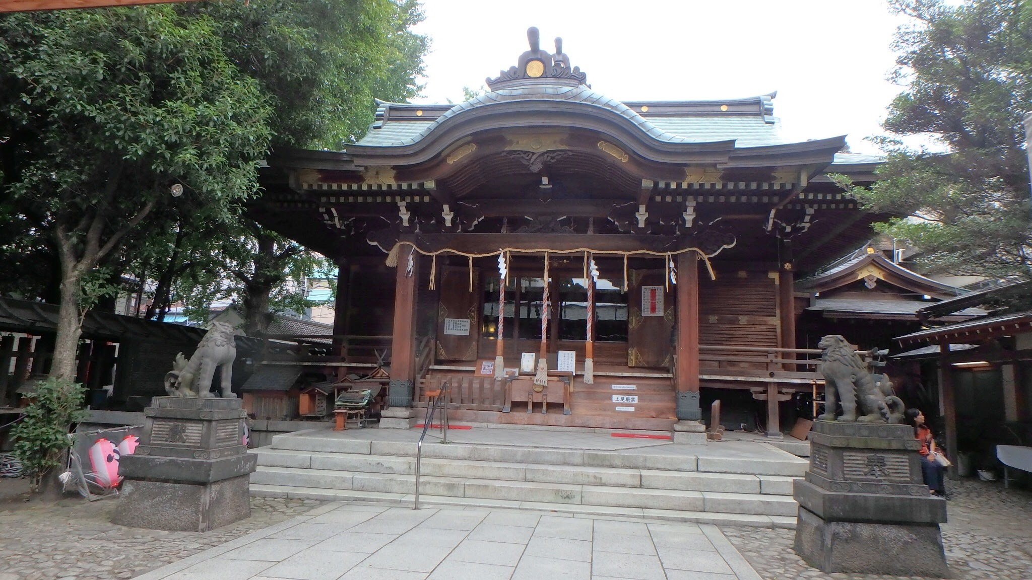 Ueno area small temple