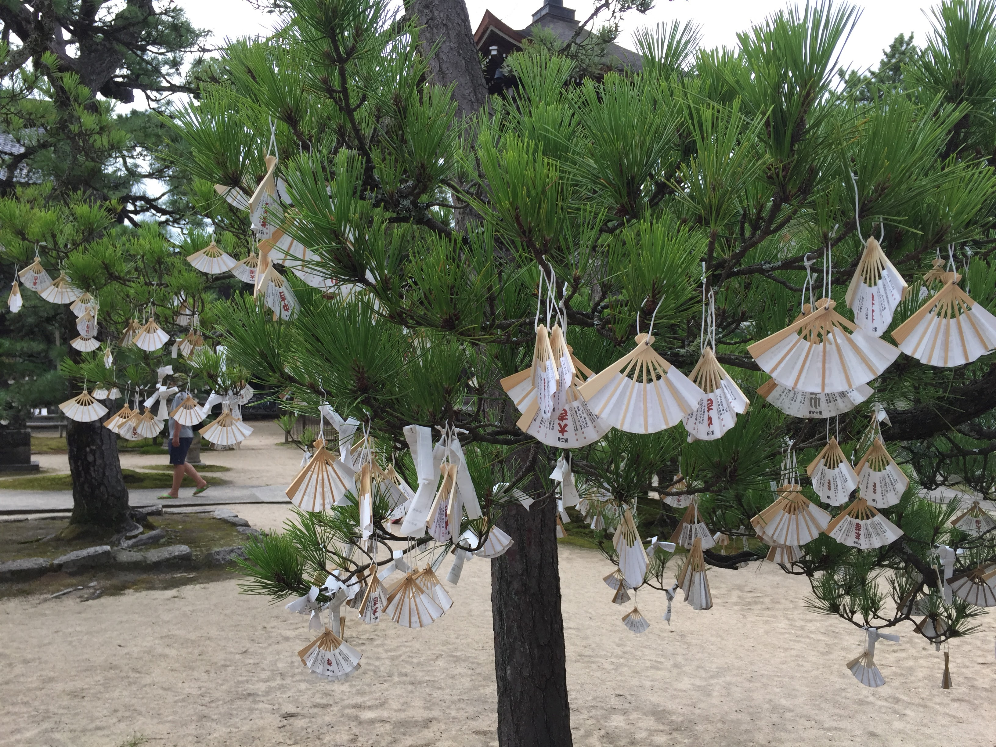 Amanohashidate shrine