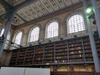 Intérieur de la bibliothèque Schœlcher